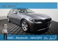 BMW 5 Series 528i xDrive Sedan Space Gray Metallic photo #1