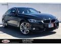 BMW 4 Series 430i Gran Coupe Jet Black photo #1