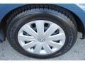 Volkswagen Jetta S Silk Blue Metallic photo #11