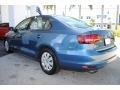 Volkswagen Jetta S Silk Blue Metallic photo #7