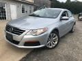 Volkswagen CC Sport Reflex Silver Metallic photo #1