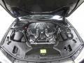 BMW 5 Series M550i xDrive Sedan Dark Graphite Metallic photo #32