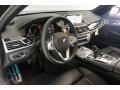 BMW 7 Series 750i Sedan Black Sapphire Metallic photo #4