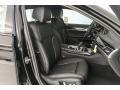 BMW 7 Series 750i Sedan Black Sapphire Metallic photo #5