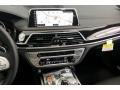 BMW 7 Series 750i Sedan Black Sapphire Metallic photo #6