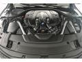 BMW 7 Series 750i Sedan Black Sapphire Metallic photo #8