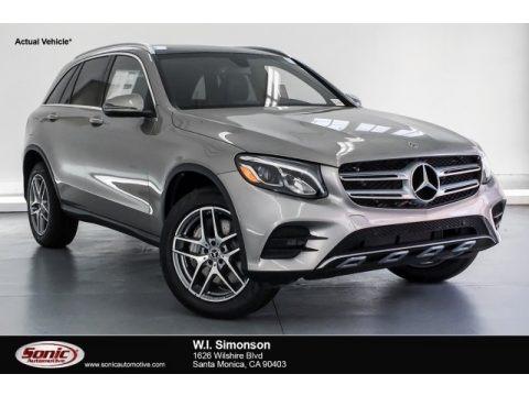 Mojave Silver Metallic 2019 Mercedes-Benz GLC 300 4Matic