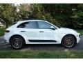 Porsche Macan Turbo White photo #3
