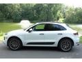 Porsche Macan Turbo White photo #7