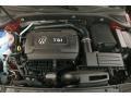 Volkswagen Passat S Sedan Fortana Red Metallic photo #18