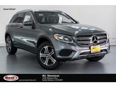 Selenite Grey Metallic 2019 Mercedes-Benz GLC 300