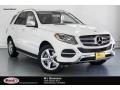 Mercedes-Benz GLE 400 4Matic Polar White photo #1