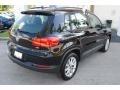 Volkswagen Tiguan Limited 2.0T Deep Black Pearl photo #9