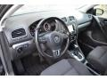 Volkswagen Golf 4 Door TDI United Gray Metallic photo #10