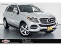 Mercedes-Benz GLE 400 4Matic Iridium Silver Metallic photo #1