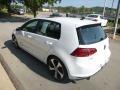 Volkswagen Golf GTI 4-Door 2.0T SE Pure White photo #7