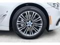 BMW 5 Series 530e iPerformance Sedan Glacier Silver Metallic photo #9