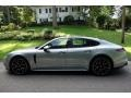 Porsche Panamera 4S Rhodium Silver Metallic photo #7
