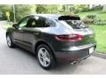 Porsche Macan S Agate Grey Metallic photo #6