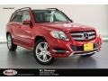 Mercedes-Benz GLK 350 Mars Red photo #1
