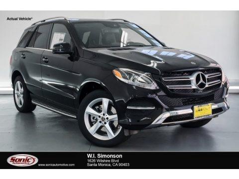 Black 2019 Mercedes-Benz GLE 400 4Matic