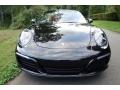 Porsche 911 Carrera 4S Cabriolet Jet Black Metallic photo #2
