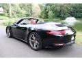 Porsche 911 Carrera 4S Cabriolet Jet Black Metallic photo #4