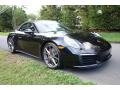 Porsche 911 Carrera 4S Cabriolet Jet Black Metallic photo #8