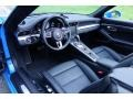 Porsche 911 Carrera 4S Cabriolet Paint to Sample Voodoo Blue photo #10
