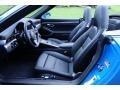 Porsche 911 Carrera 4S Cabriolet Paint to Sample Voodoo Blue photo #16