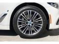 BMW 5 Series 530e iPerformance Sedan Alpine White photo #9