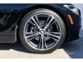 BMW 4 Series 430i Coupe Jet Black photo #9