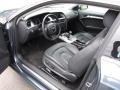 Audi A5 2.0T quattro Coupe Meteor Gray Pearl Effect photo #16
