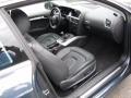 Audi A5 2.0T quattro Coupe Meteor Gray Pearl Effect photo #21