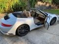 Porsche 911 Carrera Cabriolet Carrara White Metallic photo #14