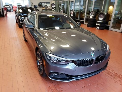 Mineral Grey Metallic 2019 BMW 4 Series 430i xDrive Gran Coupe