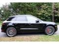 Porsche Macan Turbo Black photo #3