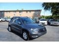 Volkswagen Tiguan S Pepper Gray Metallic photo #1