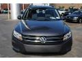 Volkswagen Tiguan S Pepper Gray Metallic photo #3