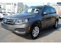Volkswagen Tiguan S Pepper Gray Metallic photo #5
