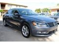 Volkswagen Passat Wolfsburg Edition Sedan Platinum Gray Metallic photo #2