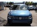 Volkswagen Tiguan SE Silk Blue Metallic photo #3