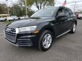 Audi Q5 2.0 TFSI Premium quattro Brilliant Black photo #3
