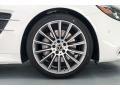 Mercedes-Benz SL 450 Roadster designo Diamond White Metallic photo #9