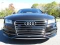 Audi A7 3.0T quattro Prestige Havanna Black Metallic photo #4
