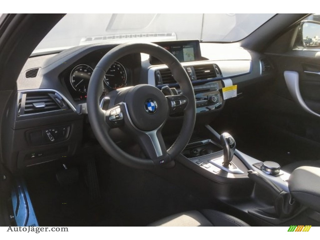 2019 2 Series M240i Convertible - Alpine White / Black photo #4