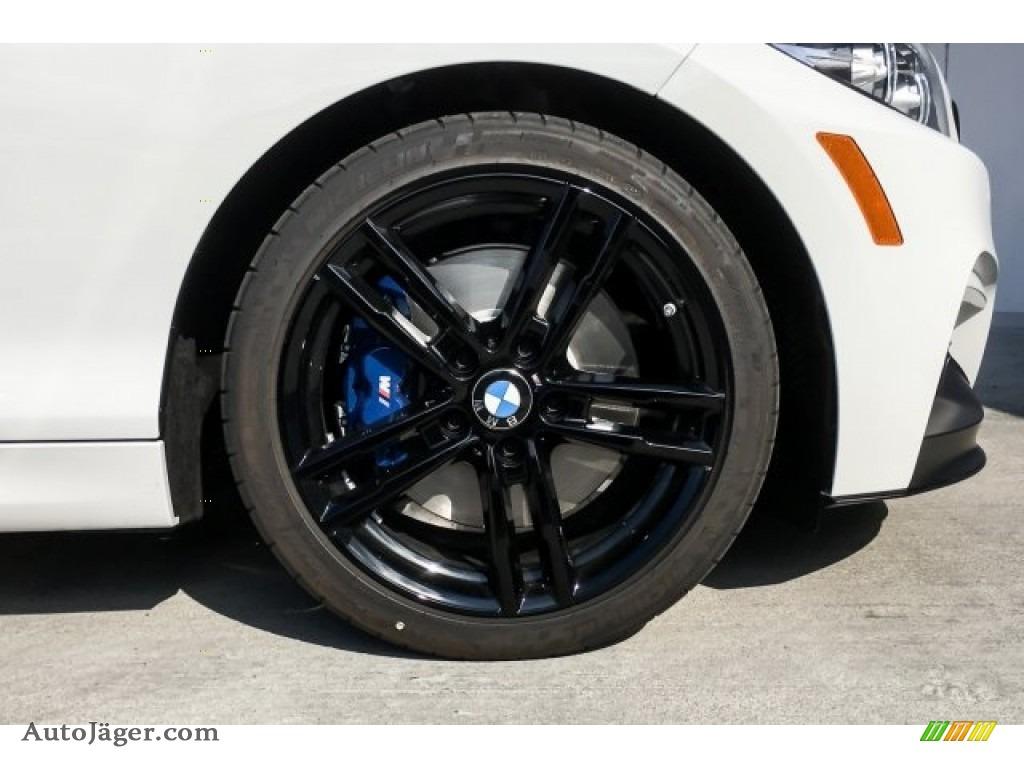 2019 2 Series M240i Convertible - Alpine White / Black photo #9