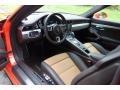 Porsche 911 Turbo S Coupe Lava Orange photo #20