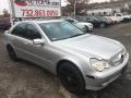 Mercedes-Benz C 230 Kompressor Sedan Brilliant Silver Metallic photo #7