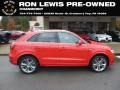 Audi Q3 2.0 TSFI Prestige quattro Misano Red Pearl photo #1